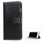 PU Leather + PC Case for IPHONE 7 PLUS - Black