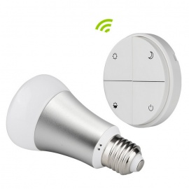 Battery-Free Wireless Remote Control E27 Smart Dimmer Light Switch Kit