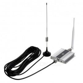 2100MHz WCDMA 3G Mobile Phone Signal Booster - Silvery White (EU Plug)