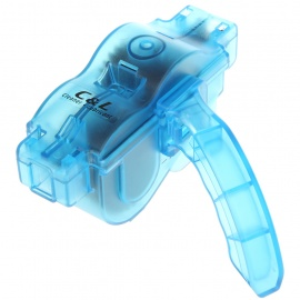 Bicycle Chain Cleaning Machine - Blue