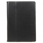 Protective PU Leather Case for Acer A500 - Black