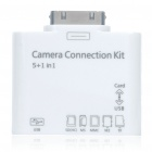 Camera Connection Kit + Card Reader with Extension Cable for Ipad/Ipod/Iphone
