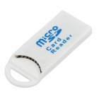 World's Smallest Micro SD / T-Flash TF USB 2.0 Mini Card Reader