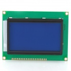 """5V 3.2"""" LCD12864 Screen Module with Backlit (Yellow & Green Screen/English Word Stock)"""