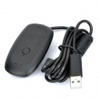 PC Wireless Gaming Receiver for XBOX 360 Controller - Black