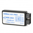 Logic Analyzer w/ DuPont Lines and USB Cable for SCM - Black