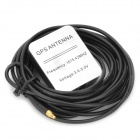 GPS External Digital Antenna with MMCX Connector and 3-Meter Cable (1.5Ghz)