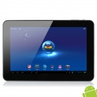 """ViewSonic VB100a Pro 10.1"""" Capacitive Screen Android 4.0 Dual Core Tablet PC w/ Wi-Fi - Silver"""