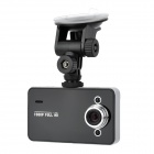 "CUBOT K6000 2.7"" LCD 5.0 MP Wide Angle 1080p Full HD Car DVR w/ HDMI / TF / 2-LED IR Night Vision"