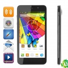 """THL W200 WCDMA Quad-Core Android 4.2 Bar Phone w/ 5.0"""" Capacitive Screen, Wi-Fi and GPS (ROM 8GB)"""