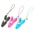 World's Smallest Practically Useful Scissors Cell Phone Charm