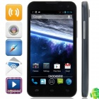 """DOOGEE HotWind DG200 MTK6577 Dual-Core Android 4.2.2 WCDMA Bar Phone w/4.7"""", FM, GPS"""