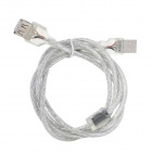 Translucent 5ft USB 2.0 Extension Cable