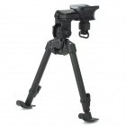 27cm Universal Stainless Steel Rifle Bipod for Rifles (Universal Mount)