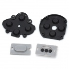 Replacement Conductive Silicon Pad for PSP Button Switch 4-piece Set