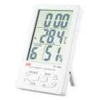 """4.3"""" Digital LCD Humidity/Hygrometer and Thermometer with Extra Sensor Cable (1*AAA included)"""