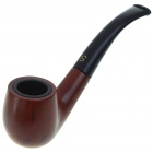 Classical Cigar Pipe (with Leather Case)