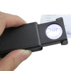 45X 21mm Jewelers Loupe / Magnifier with White LED Illumination (3*LR1130)