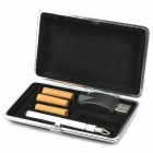 Quit Smoking USB Rechargeable Electronic Cigarette with 3-Refills (Mint Flavo