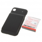 3.7V 3500mAh High Capacity Battery Pack with Back Cover for Samsung i9000 Galaxy S