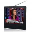 "PL8006 Portable 8"" Color LCD Monitor TV w/ YPbPr + VGA Input (47~870MHz)"