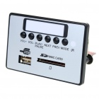 Digital Audio MP3 Player Module with Remote Controller (