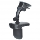 "720P Wide Angle Vehicle Car Digital DVR Camcorder w/ 4-IR LED Night Vision/SDHC/AV (2.5"" LCD)"