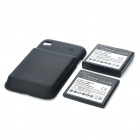 Replacement 3.7V 3500mAh Battery + 1500mAh Battery + Battery Cover for Samsung i9000