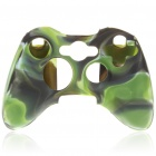 Camouflage Pattern Silicone Protective Case for Xbox 360 and Xbox Slim