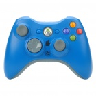 Genuine Refurbished Wireless Game Controller for XBox 360 - Blue (2 x AA)
