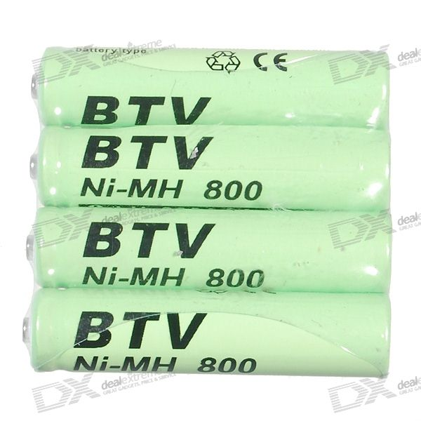 Rechargeable Batteries AAA