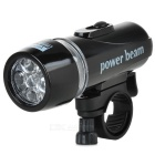 Bicycle LED Lamp Black - Black