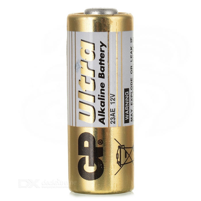 gp 23a battery pack gold white free shipping. Black Bedroom Furniture Sets. Home Design Ideas