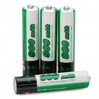 Soshine Rechargeable 900mAh AAA Batteries (4-Battery)