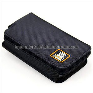 Gameboy DS Cloth Case Black