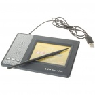 Handwriting Pad 2006 7th Gen Silver Large