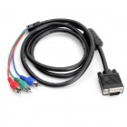 VGA to Three Components Video Cable
