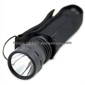 Nylon Flashlight Case
