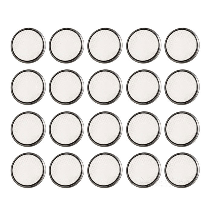 2016 x 20 pcs Cell Batteries goop cr2025 3v lithium cell button batteries 5 x 10 pcs