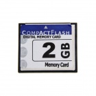 CF MEMORY CARD 2GB
