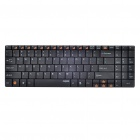 Rapoo E9070 99-Key Ultra-Slim 2.4GHz Wireless Keyboard w/ Metallic Base - Black (2 x AAA)