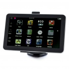 "7,0 ""Touch-Screen-Win CE 6.0 MT3351 480MHz CPU GPS Navigator mit FM / AV / TF (4GB)"
