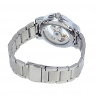 Steel Self-Winding Mechanical Wrist Watch