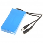 Rechargeable 4800mAh Li-ion Emergency Power Battery for Camcorder/Walkie Talkie/Camera + More