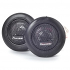 800W Iron Speaker for Motorcycle/Vehicle - Black
