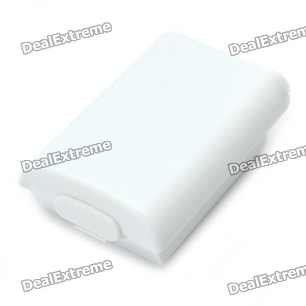 Battery Cover Case for Xbox 360 Wireless Controller - White от DX.com INT