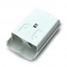Battery Cover Case for Xbox 360 Wireless Controller - White