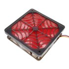 Red Scorpion Cooling Fan for PC VGA Video Card with Dust Cover (12~14CM)