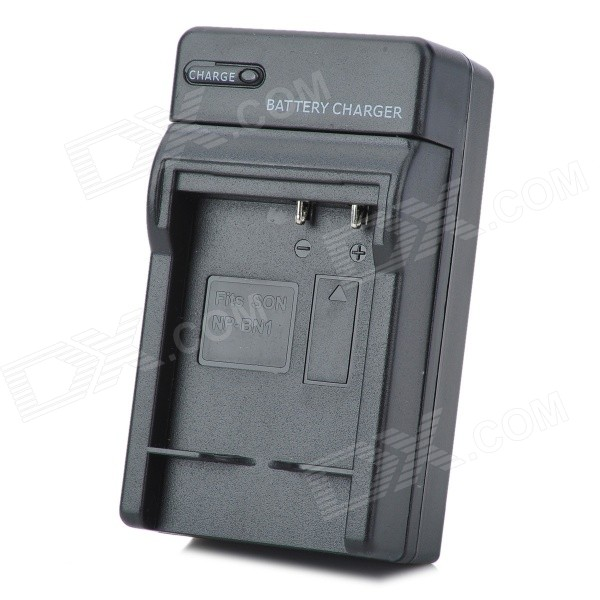 AC Battery Charger Cradle for Sony BN1/W320/W350 + More (100~240V)