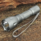 UltraFire SF-23-T60 XM-LT6 3-Mode 1200-Lumen White LED Flashlight with Strap - Grey (1 x 18650)